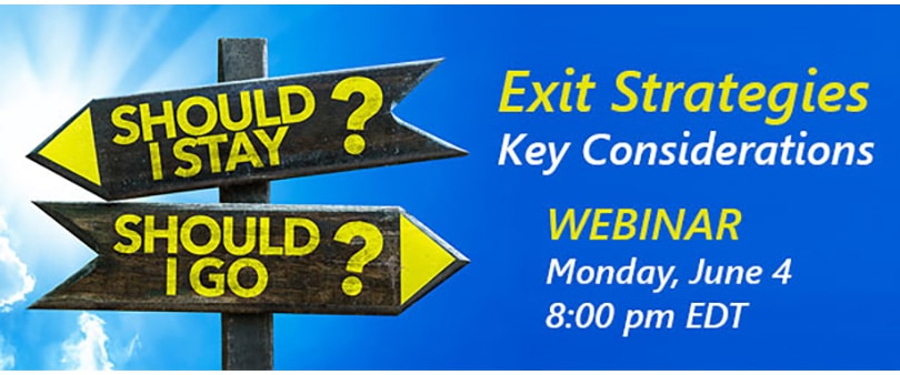 8e24a53bd7 Webinar  Should I Stay or Should I Go  Exit Strategy Considerations for ODs