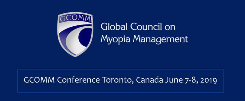 4fcc305965 Global Meeting of Myopia Experts Convene in Toronto June 7-8